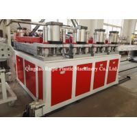 China WPC PVC Crust Foam Board and Kitchen Cabinet Board Making Machine on sale