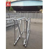 China 20.4 X 18.5 Triangle Exhibit Truss 1179kg - 2809kg Loading Weight For Outdoor Event on sale