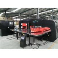 Steel Structure CNC Plate Punching Machine Closed O Type High Stability