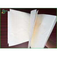 China Exercise Book Printing Paper , Yellow / White 100gsm 80gsm Woodfree Paper on sale
