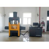 Quality Heavy Duty Bend Test Equipment 1000KN With One Body Cast Steel Structure wholesale