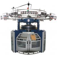 Quality High Production Rib Circular Knitting Machine Double Jersey 2.5T For Elastic Fabric wholesale