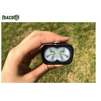 China Front CREE Led USB Bike Light 20w 2000lm Aluminum Design With IPX5 Waterproof on sale