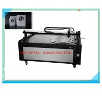 Quality Automatic Crystal Glue Dispensing Machine for Cystal Cover / Frame Making Machine wholesale