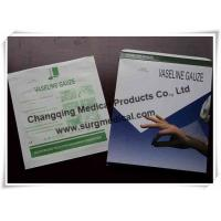 Cheap Medical Gauze Dressing Impregnated with Soft Paraffin  Effective Wound Healing for sale