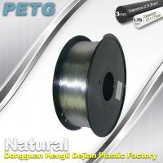 Quality 1.75 / 3.0 mm PETG Filament 3D Printing Transparent Materials  1.0KG wholesale