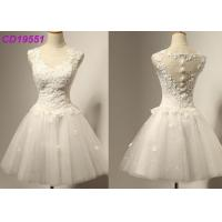 Quality A Line Short Skirt Ladies Cocktail Dresses For Mini Party Homecoming Prom Mixed wholesale