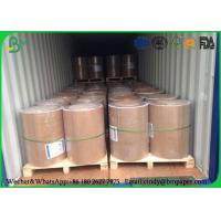 Quality Double Sides Uncoated Jumbo Roll Paper 841mm 55gsm 60gsm 70gsm 80gsm For School Excercise wholesale