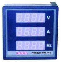 China Digital Panel Meter 96x96 In Compact Design (DPM-968) on sale