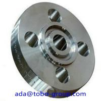 Quality Alloy 32750 WN Forged Steel Flanges BW RF STD CLASS150 46'' UNS32750 B16.5 wholesale