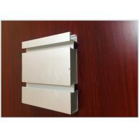 Buy cheap Electrophoresis Aluminium Channel Profiles 6m Normal Length For Furniture / from wholesalers