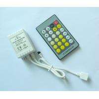 Quality 24 Key Infrared Remote RGB Controller for LED Strip Light - MY-CW-IR24KEY wholesale