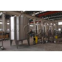 Quality Safety Operate Pressure SS316L Stainless Steel  Storage Tank Surface Polished wholesale