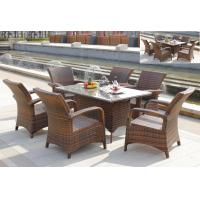 China China wholesale furniture table tennis table rattan outdoor furniture on sale
