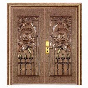 Quality Aluminum casting doors wholesale
