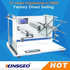 Quality Customized Textile Testing Instruments , Yarn Testing Machine 53kg wholesale