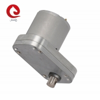China 6V/12V/24V  DC Gear Motor JQM-65SS3540  1~20kgf.cm , 10~173rpm Low Speed , High Torque For RC Toy Machine, Water Valve on sale