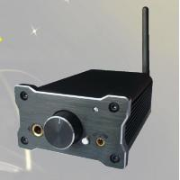 China HIFI Mini Digital Stereo Amplifier with wireless bluetooth , mini amplifier , AM-0416B on sale