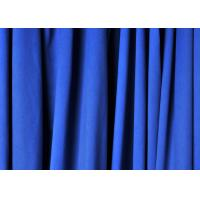 Quality Custom Polyester Microfiber Plain Color Knitting Suede Fabric for Shoes and Apparel wholesale