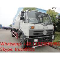 China dongfeng 190hp RHD/LHD 15,000L water tank for sale, factory direct sale best price dongfeng 190hp water cistern truck, on sale