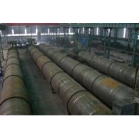 Cheap Saturated Steam Chemical Concrete Autoclave Φ3m For Wood / Brick / Rubber / Food for sale