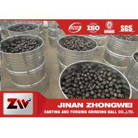 Quality High Chrome Cr 10% Cast Iron 17mm Grinding Steel Ball wholesale
