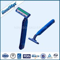 Cheap Hot Selling Twin Blade Disposable Shaving Razors for sale