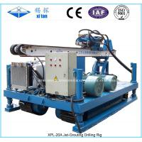 Quality XPL-20A High Performance Anchor Drilling Rig,Jet grouting Drilling Rigs wholesale