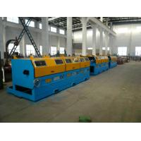 Quality Low Carbon Steel Cnc Drawing Machine , Precise Design Drawing Wire Machine wholesale