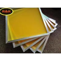 Quality 48*58CM Silk Screen Aluminum Frame With 200 Mesh Screen Printing Equipment wholesale