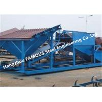Quality Structural Steel Frames for Stacker Feed Conveyor and Bridge Reclaimer Hopper wholesale