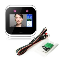 China WIFI Employee Time Clock FCC Face Biometric Attendance Machine on sale