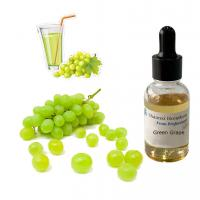 China Green Grape Flavor Pharmaceutical Grade Liquid Food Grade For Ice Cream on sale