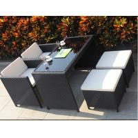 Quality Elegant patio furniture outdoor coffee table and chairs wholesale