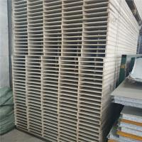 Quality construction building materials 0.426mm mgo sandwich panel for warehouse wholesale