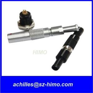 Mini 00 series 2 3 4pin compatible lemo Connectors FGG.00B. 302.CLAD32Z