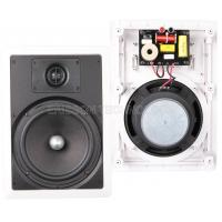"""Quality 8"""" 50 watts home theatre in wall speakers with 25mm silk tweeter wholesale"""