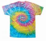 Quality Mens Tie Dye T Shirts wholesale