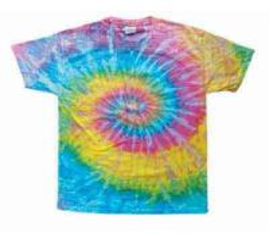 Mens Tie Dye T Shirts