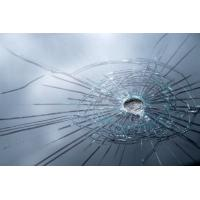 Quality Soundproof Laminated safety Glass panels , bullet proof car glass wholesale