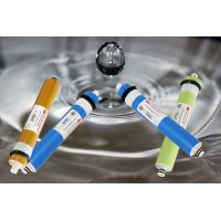 Quality High Purity Reverse Osmosis Membrane Systems Aquarium Water Filter 4th Stage wholesale