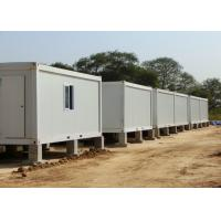 Quality Safe Stable Metal Storage Container Homes 15mm Plywood 6000mm * 3000mm * 3000mm wholesale