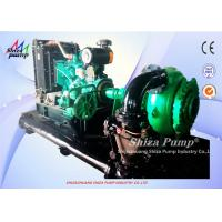 Quality 6 / 4D - G Sand Pumping Equipment Diesel Drive For Sand Mining And Clearing River Channels wholesale