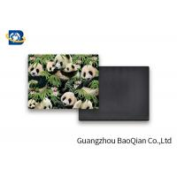 Quality Lovely Panda Photo Lenticular Magnet Souvenir Customized Size SGS Certificated wholesale