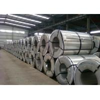China 347 / 347H Stainless Spring Steel Strip , Thin Stainless Steel Strips For Construction on sale
