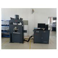 Quality 3000KN High Force Bend Test Machine , Bending Test Apparatus With Safety Enclosure wholesale