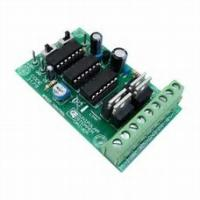 Quality Single Axes Stepper Motor Controller , Two Phase Servo Motor Controller 50VDC wholesale