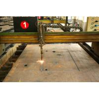 Quality Embedded Punching Laser Cutting Steel Plate For Building Material SGS Approval wholesale