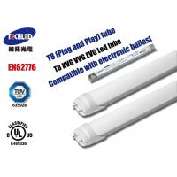 1200mm T8 SMD LED Tube Light 19W Compatible With Electronic Ballast