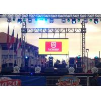 China High Definition Rental LED Display Large Outdoor Screen Hire 16mm Pixel Pitch on sale